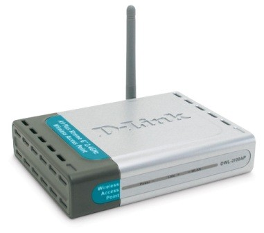 Wireless Access Point, SNMP, AES, 802.11g, 108Mbps