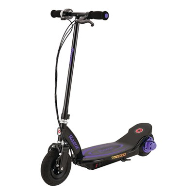 E100 Power Core Electric Scooter (Purple)