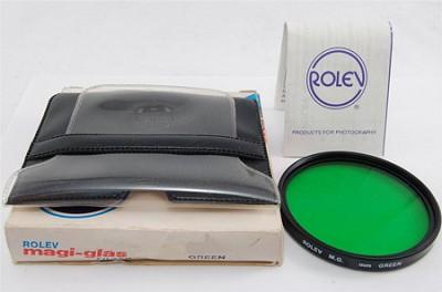 62mm Green Lens Filter