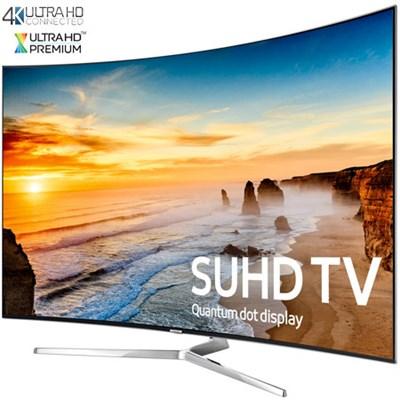 KS9500-Series 55` 4K SUHD (3840 x 2160) Curved LED Smart HDTV