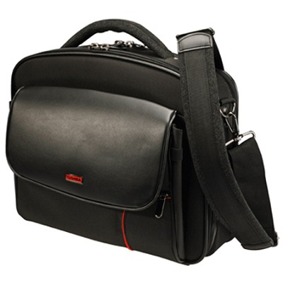 Elite Nylon Carrying Case - Notebook carrying case - 15.4` - black