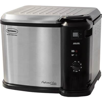 Butterball Indoor Gen III Electric Fryer Cooker XL Capacity - 23011114
