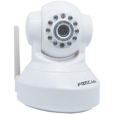 FI8918W Wireless Pan & Tilt IP/Network Cam w/Night Vision - White