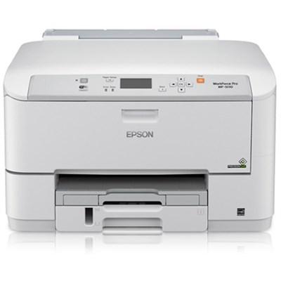 WorkForce Pro WF-5110 Wireless Network Color Inkjet Printer (20ppm) C11CD12201NA