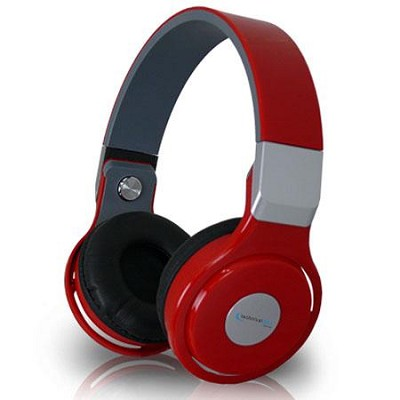 HP530R Professional Headphone - Red