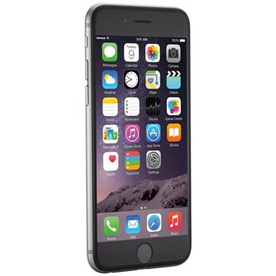 iPhone 6, Space Grey, 16GB, Unlocked Carrier - Refurbished - IPH6GR16U