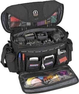 5608 Pro 8 Camera Bag (Black)