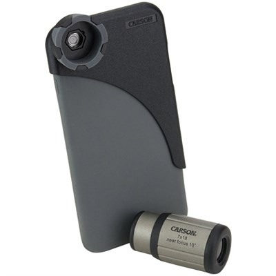 HookUpz Adaptor and Close-Up Monocular for iPhone 6/6S - IC-618