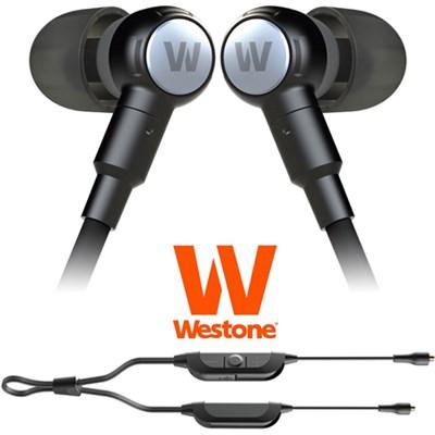 Adventure Series High Performance Bluetooth Earphones w/ Inline Mic + Controls