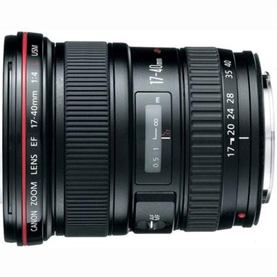 EF 17-40mm F/4 L USM Lens w/ 1-Year USA Warranty