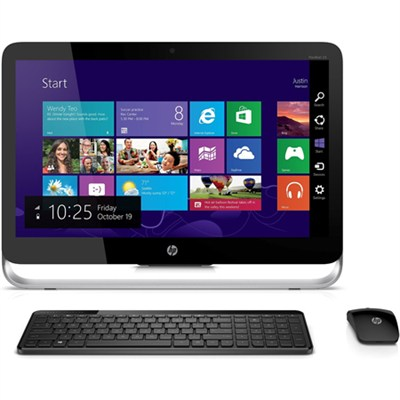 Pavilion 23` 23-P110 AMD A8-6410 TouchScreen All In One PC - REFURBISHED