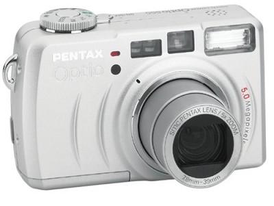 Optio 555 Digital Camera