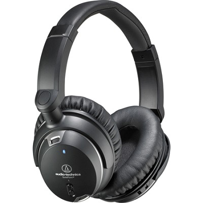 ATH-ANC9 QuietPoint Noise-Cancelling Headphones