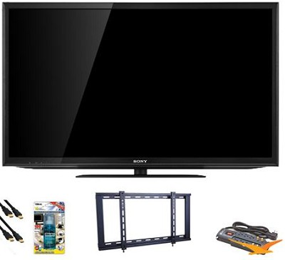KDL55EX640 - 55 inch Wifi XR240 LED Internet TV Value Bundle