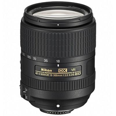 AF-S DX NIKKOR 18-300mm f/3.5-6.3G ED VR Lens New Release