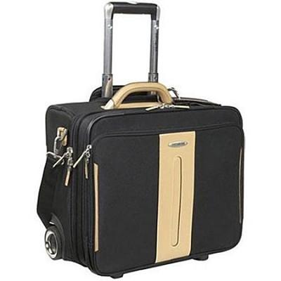 Black Label Hommage III Wheeled Boarding Bag