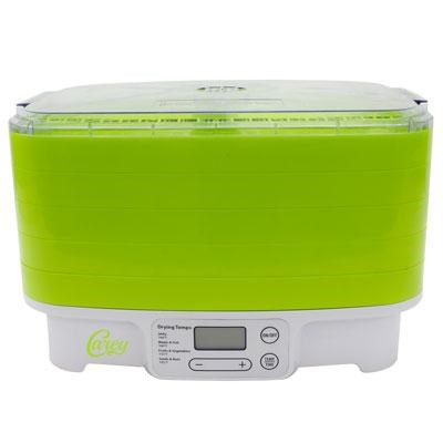 5-Tray Digital Dehydrator in Green - DD-5G