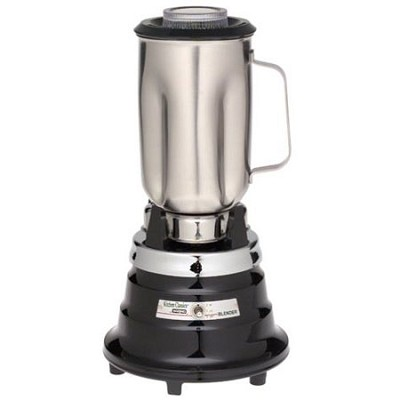 Ebony Blender with Stainless Steel Carafe