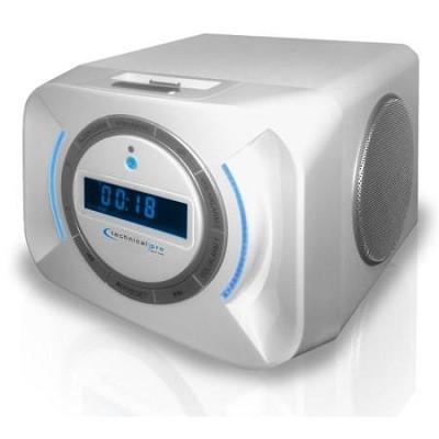 BLUET2W Powered Bluetooth Loudspeaker White