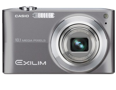 Exilim EX-Z200 10.1MP Digital Camera with 2.7` LCD (Silver)