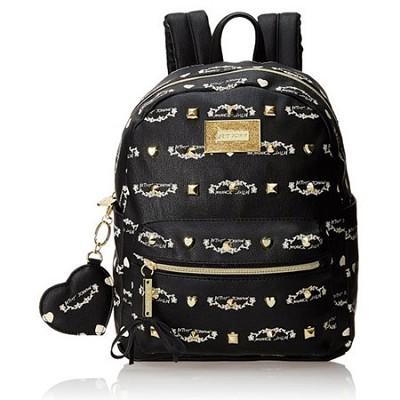Signature Studded Backpack (Black)