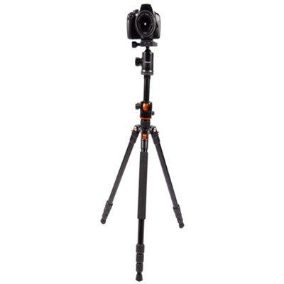 Aluminum Alloy 67` Horizontal Arm Tripod with Ball Head, 15.5 Lb Capacity
