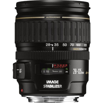 EF 28-135mm F/3.5-5.6 USM Image Stabilizer Lens