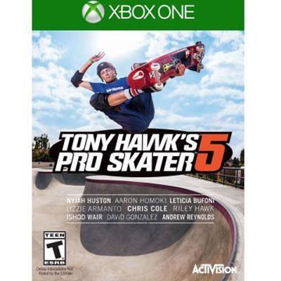Tony Hawks Pro Skater 5  XOne