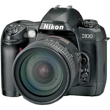 D100 Digital SLR
