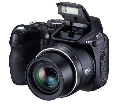 FINEPIX S2000HD 10.0Mp SLR Styled Digital Camera