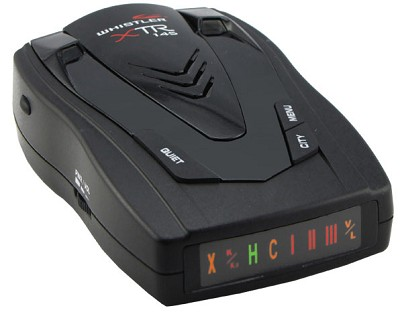 XTR-145 Radar/Laser Detector with Low-Profile Periscopes