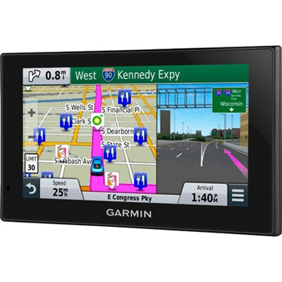 nuvi 2699LMT HD 6` GPS with Lifetime Maps & HD Traffic