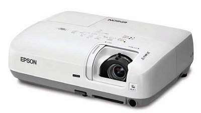 PowerLite W6 Multimedia Projector, WXGA, 2000 Lumens