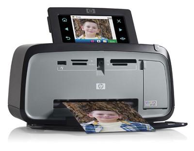 Photosmart A636 Compact Photo Printer