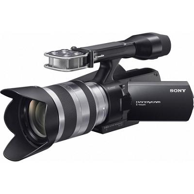 NEX-VG10 Full HD Interchangeable Lens Camcorder w/18-200mm E-Mount Lens OPEN BOX