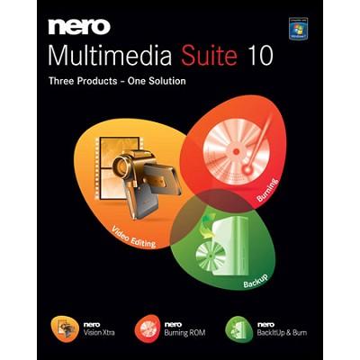 10 Multimedia Suite Video Editing, Media Organization