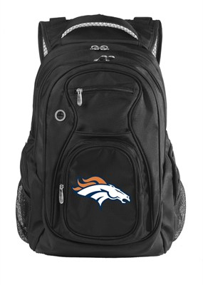 NFL Denco Travel Backpack - Denver Broncos