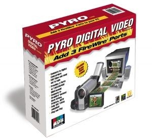 Pyro 1394 DV with Adobe Premiere Elements (PC)