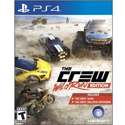 The Crew Wild Run Edition PS4