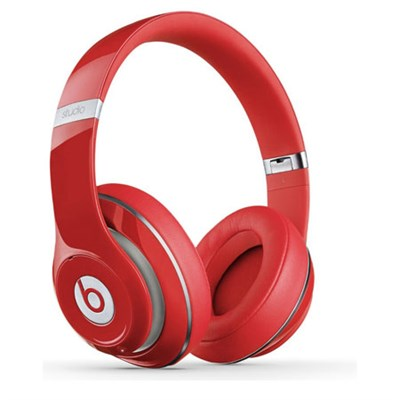 Studio 2.0 Wired Over Ear Headphone - Red (MH7V2AM/A)