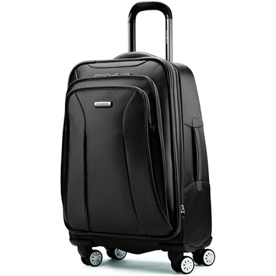 Hyperspace XLT Spinner 21 Exp Luggage Suitcase - Black