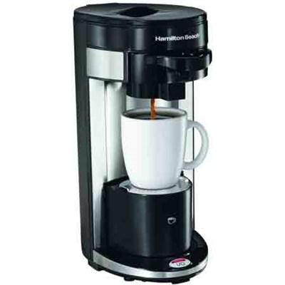 FlexBrew Single Serve Coffeemaker - Black - OPEN BOX