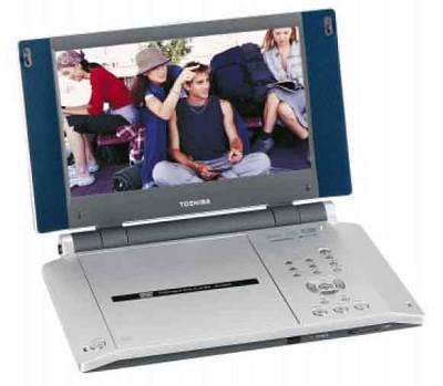 SDP2600 Portable DVD Player