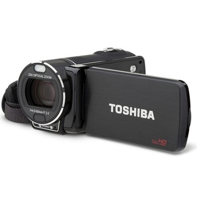 CAMILEO X416 Digital Camcorder, Black