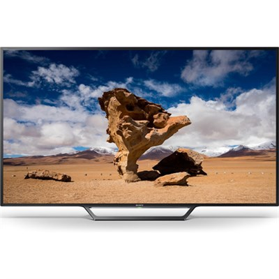 KDL-48W650D 48-Inch Class Full HD 1080P TV with Built-in Wi-Fi - OPEN BOX