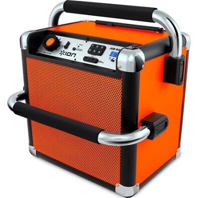 Job Rocker Bluetooth Portable Jobsite Sound System Orange - OPEN BOX