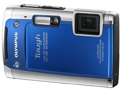 Tough TG-610 14MP Waterproof Shockproof Freezeproof - Blue - REFURBISHED