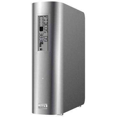 My Book Studio 2TB external drive, Mac, e-label, auto backup, FW800