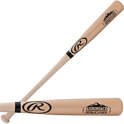 Adirondack R110M Maple Wood Baseball Bat 33`
