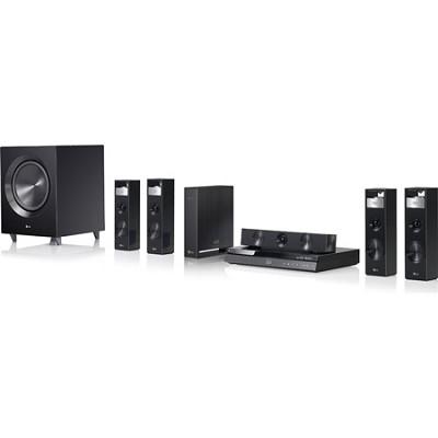 3D Wi-Fi Smart Blu-ray Home Theater System - Bluetooth, Wireless Rear Speakers